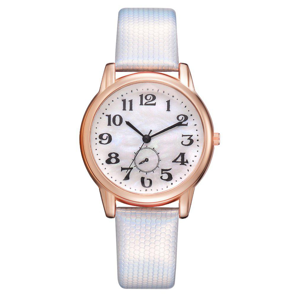 Sale XR2803 Monocular Watch High Quality Leather Quartz Watch Classic Digital Watch
