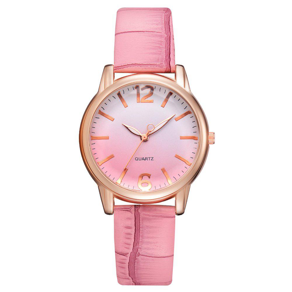 XR2805 Fashion Trend Watch Женские кварцевые часы Trend Alloy Fashion Watch