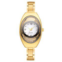 XR2737 Fashion Trend Ball Creative Personality Steel Belt Ladies Watch -