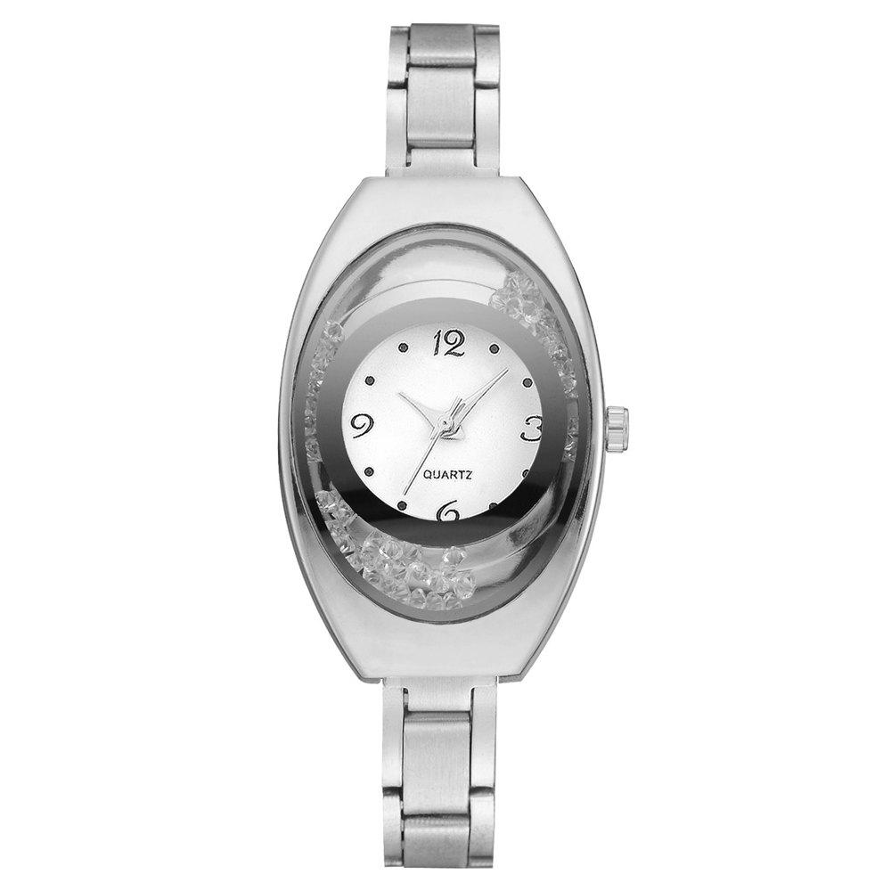 Outfit XR2737 Fashion Trend Ball Creative Personality Steel Belt Ladies Watch