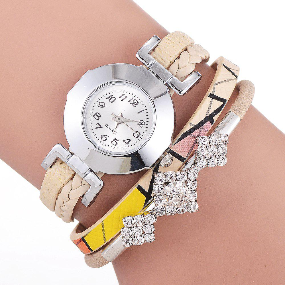 Store XR2739 Ladies Fashion Casual Bracelet Watch