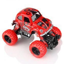 Puzzle Alloy Inertial Car Cross-Country Beetle -