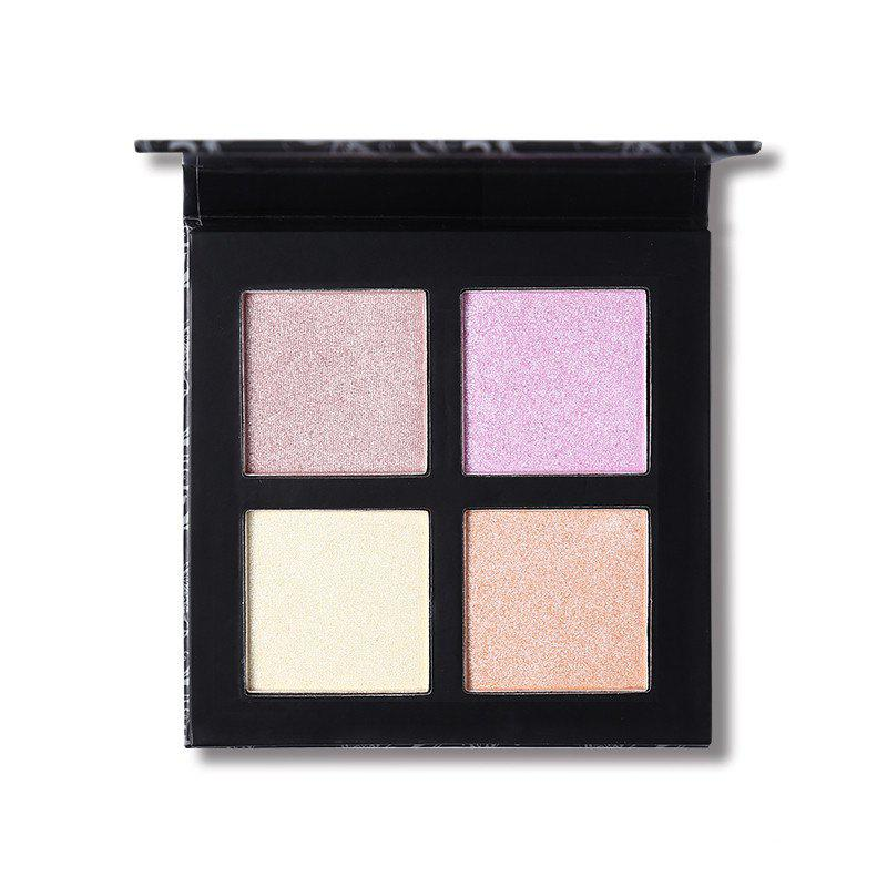 Discount UCANBE Brand Mineral 4 Colors Eyeshadow Makeup Palette Matte Pigment