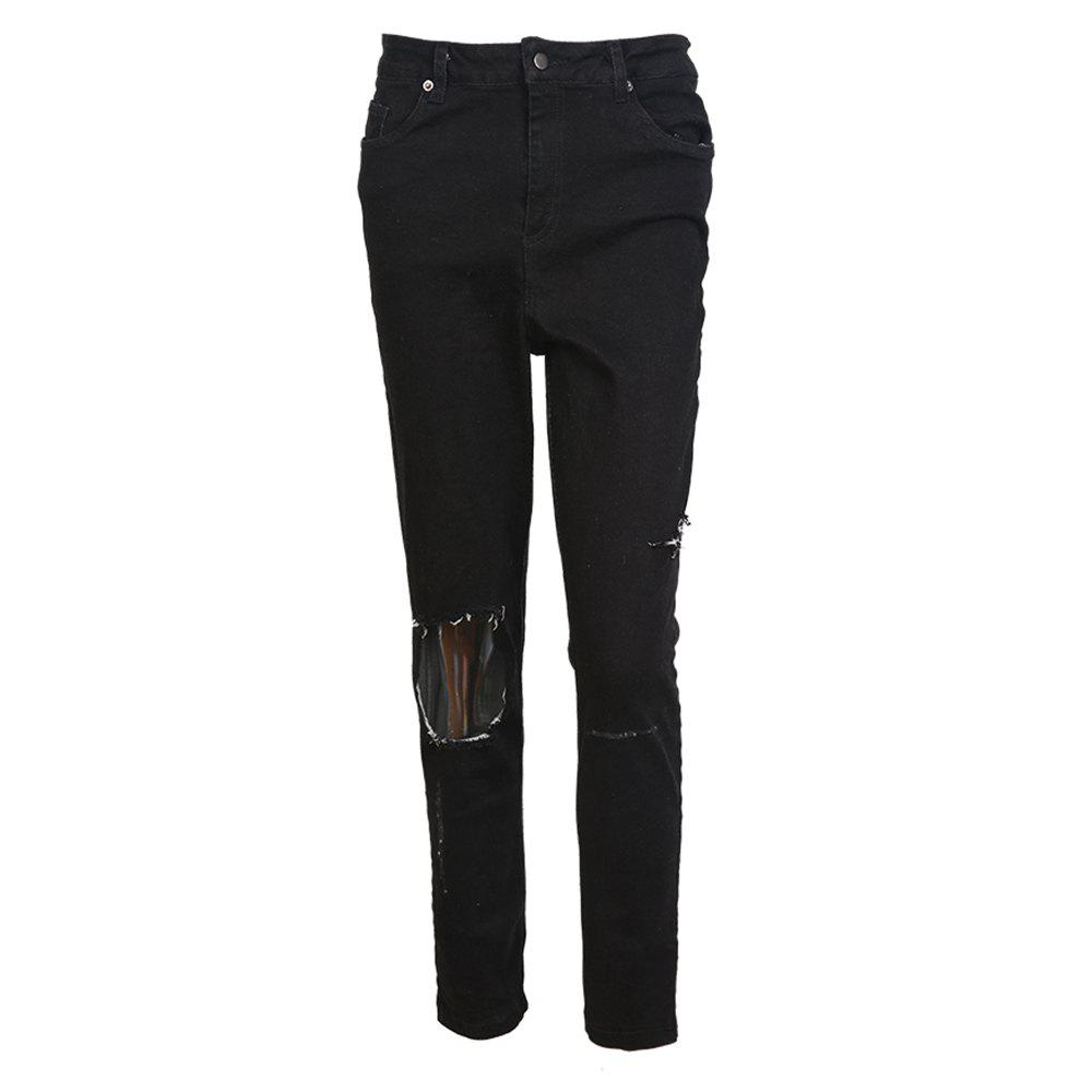 Outfits KISSMILK Women'S Slim Trousers Fashion Jeans Black