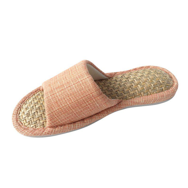 Home Story Chaussons de paille Home Malan Grass