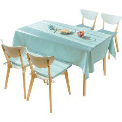 Live Series Blue Impermeable Tablecloth From Jinsehuanian -
