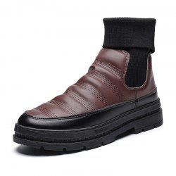 Set of Feet Men'S Casual Shoes High -