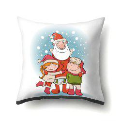 Christmas Santa Claus pillowcase -