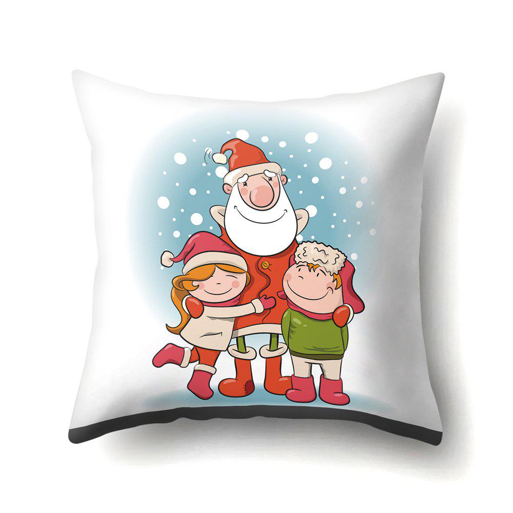 Discount Christmas Santa Claus pillowcase
