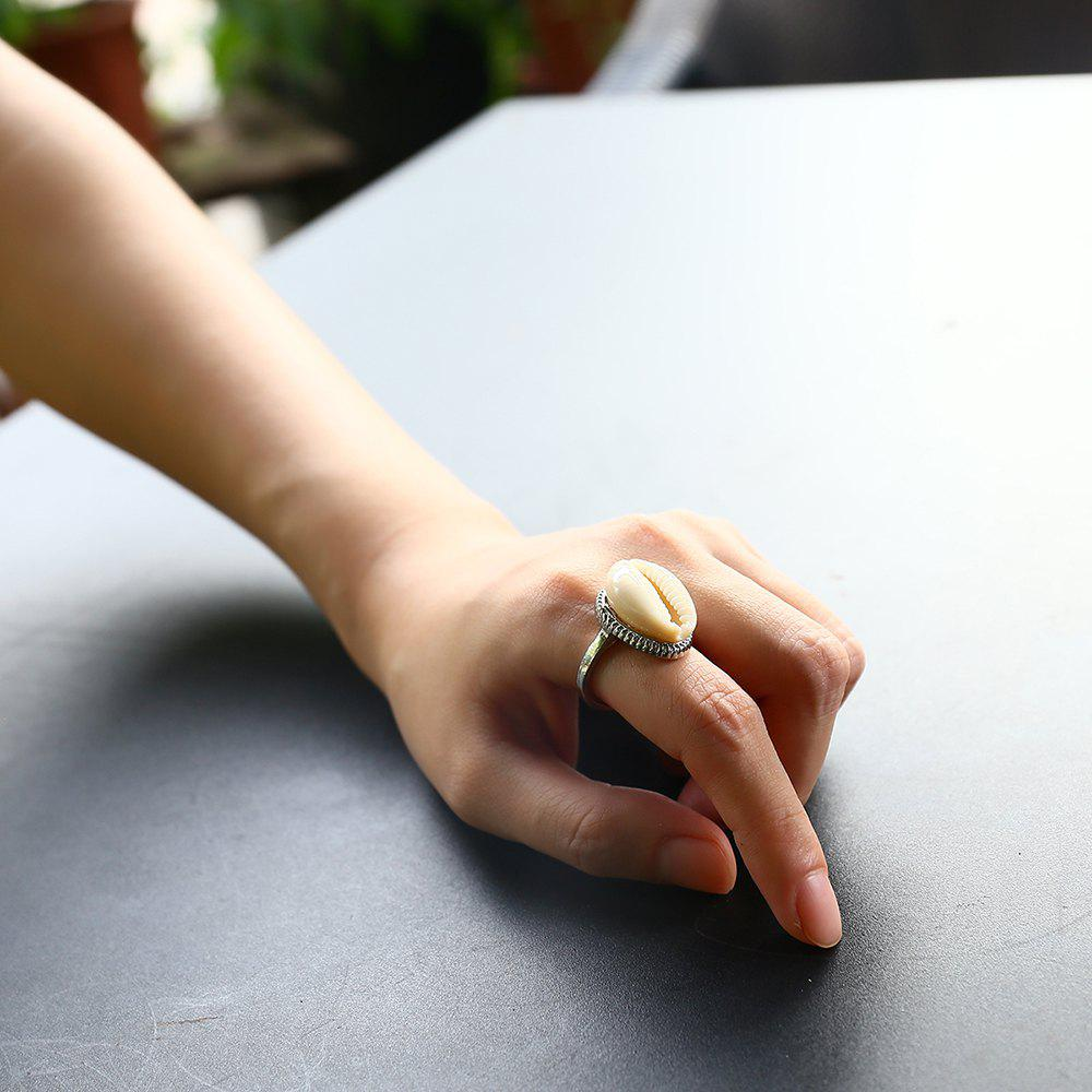Sale Creative Simple Shell Ring
