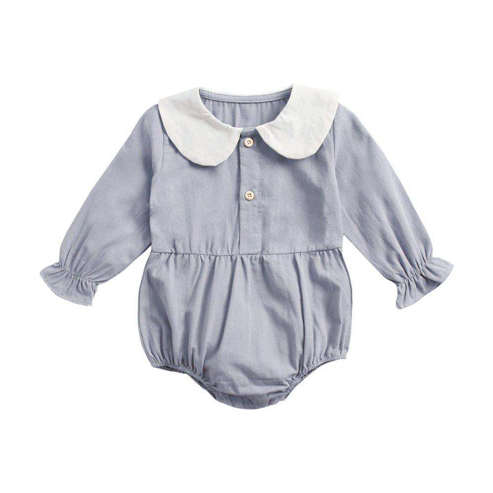74203deeb695 Outfits Baby Girl Winter Cotton Clothes Cute Toddler Girls Rompers Clothing