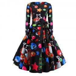 A Dress with Candy on It for Christmas -
