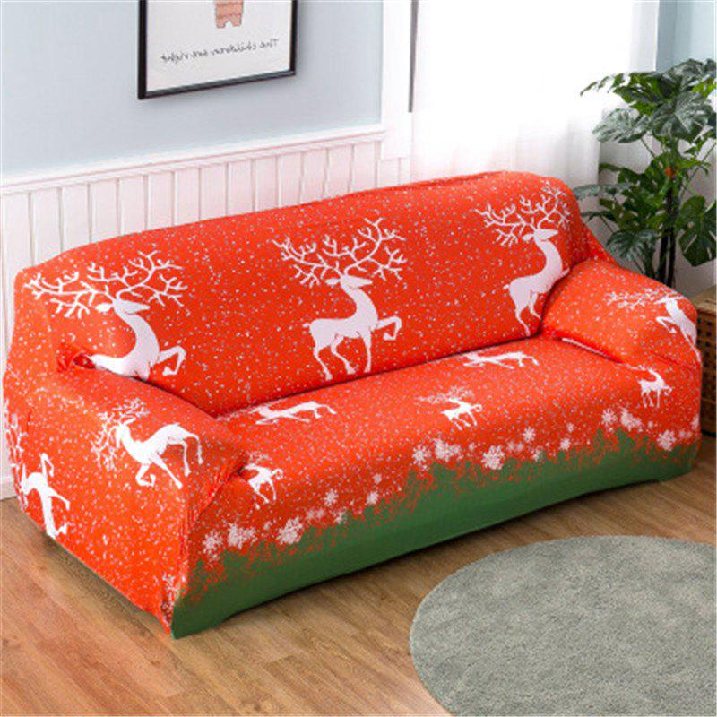 2019 Christmas Stretch Tight Package Full Cover Sofa Cover Fabric