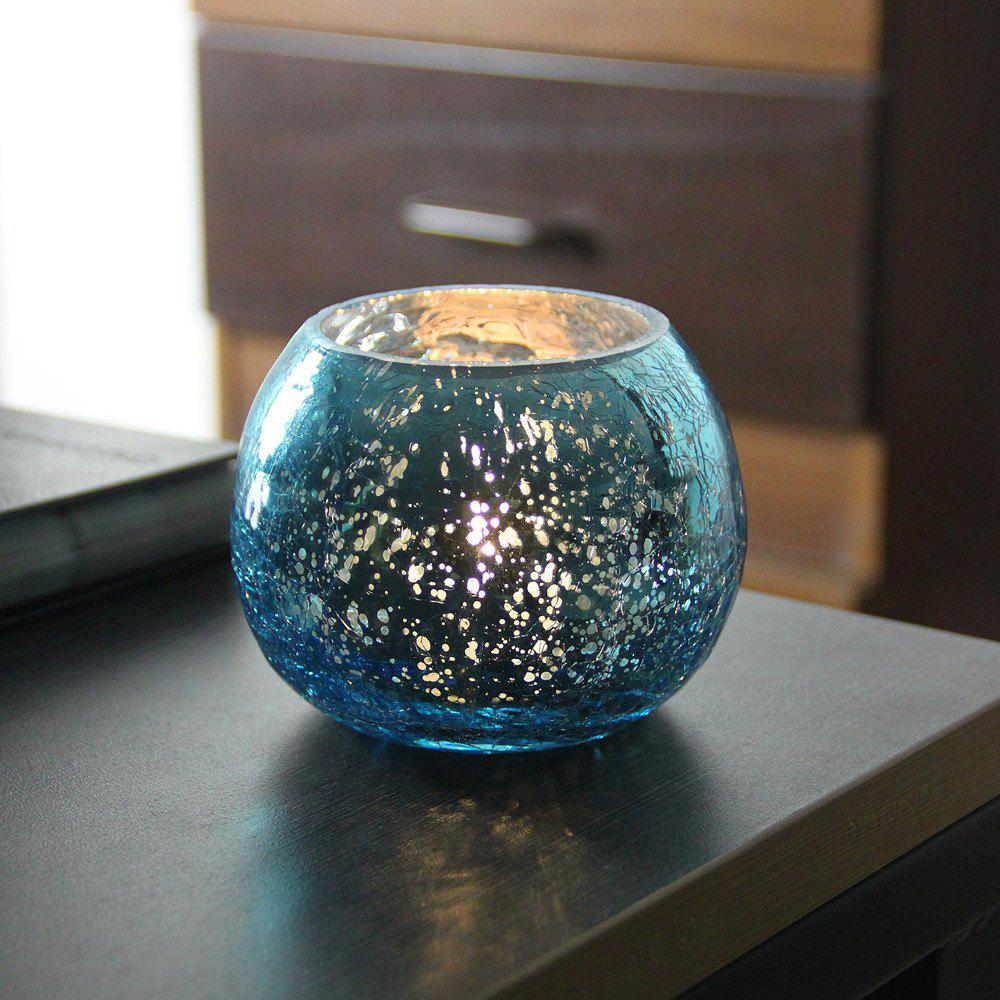 New Glass Ball Candle Holder Proposal Wedding Birthday Party Decorations