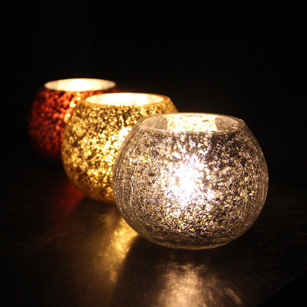 Cheap Glass Ball Candle Holder Proposal Wedding Birthday Party Decorations