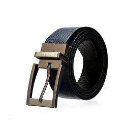 SHERIDAN Business casual leather button buckle belt NL170551S -