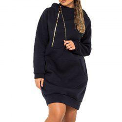 Plus Size Women Autumn Hooded 6XL Big Large Size Stretchy Warm Winter Cloth -