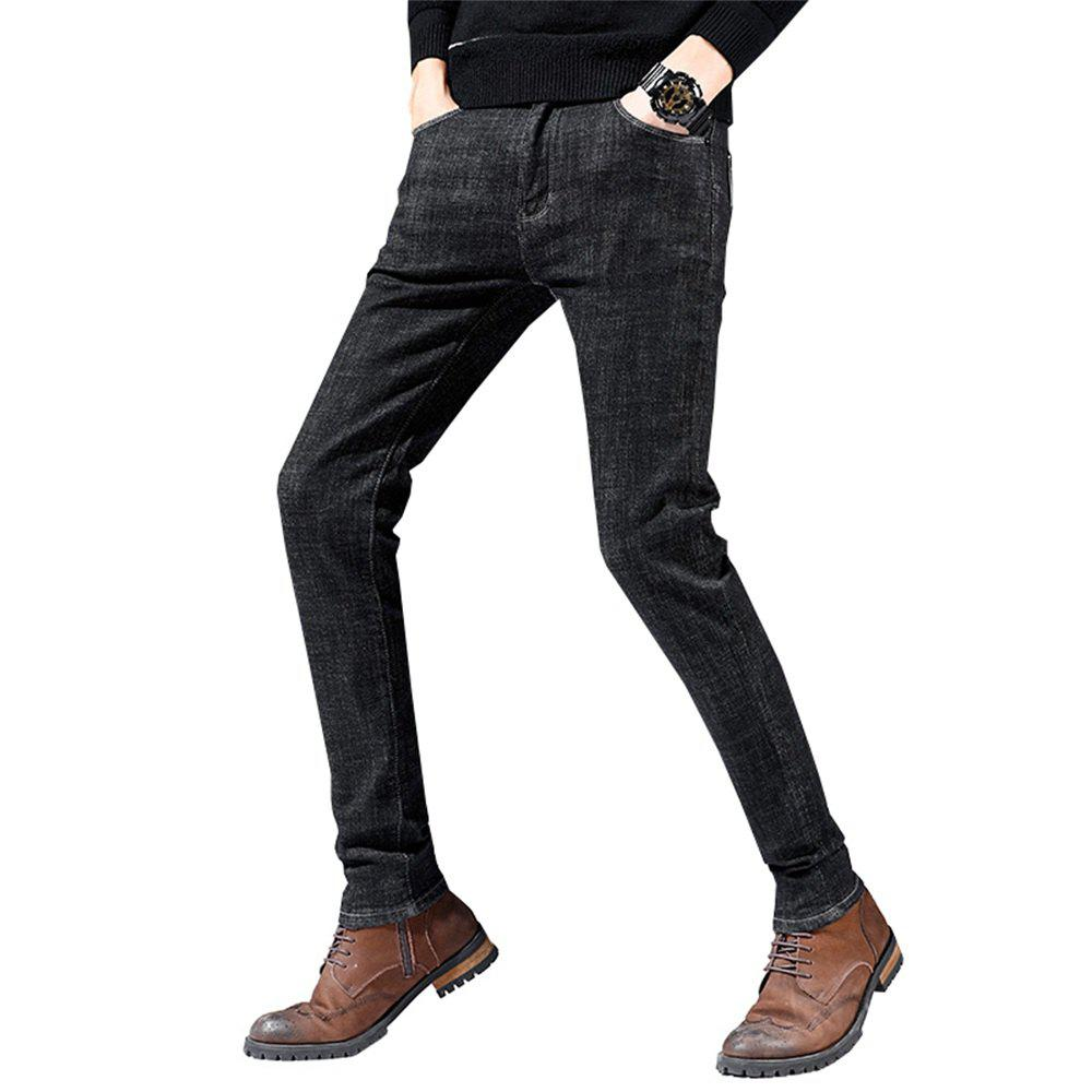 Chic Men'S Fashion Casual Sweatpants Straight Trousers Men'S Pants