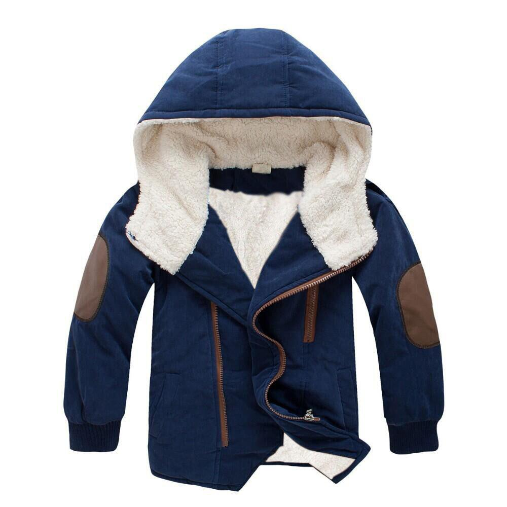 Affordable Kids Coat 2019 Autumn Winter Boys Jacket for Boys Children Clothing Hooded