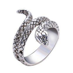 Fashion Creative Punk Snake Ring -