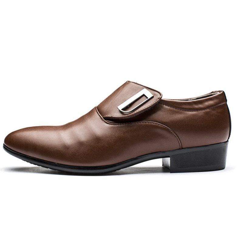 Chic Business Casual Leather Men's Shoes