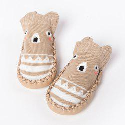 Non-Slip Stereo Cartoon Children'S Floor Socks Baby Shoes and Socks -
