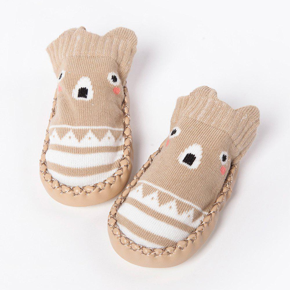 Cheap Non-Slip Stereo Cartoon Children'S Floor Socks Baby Shoes and Socks