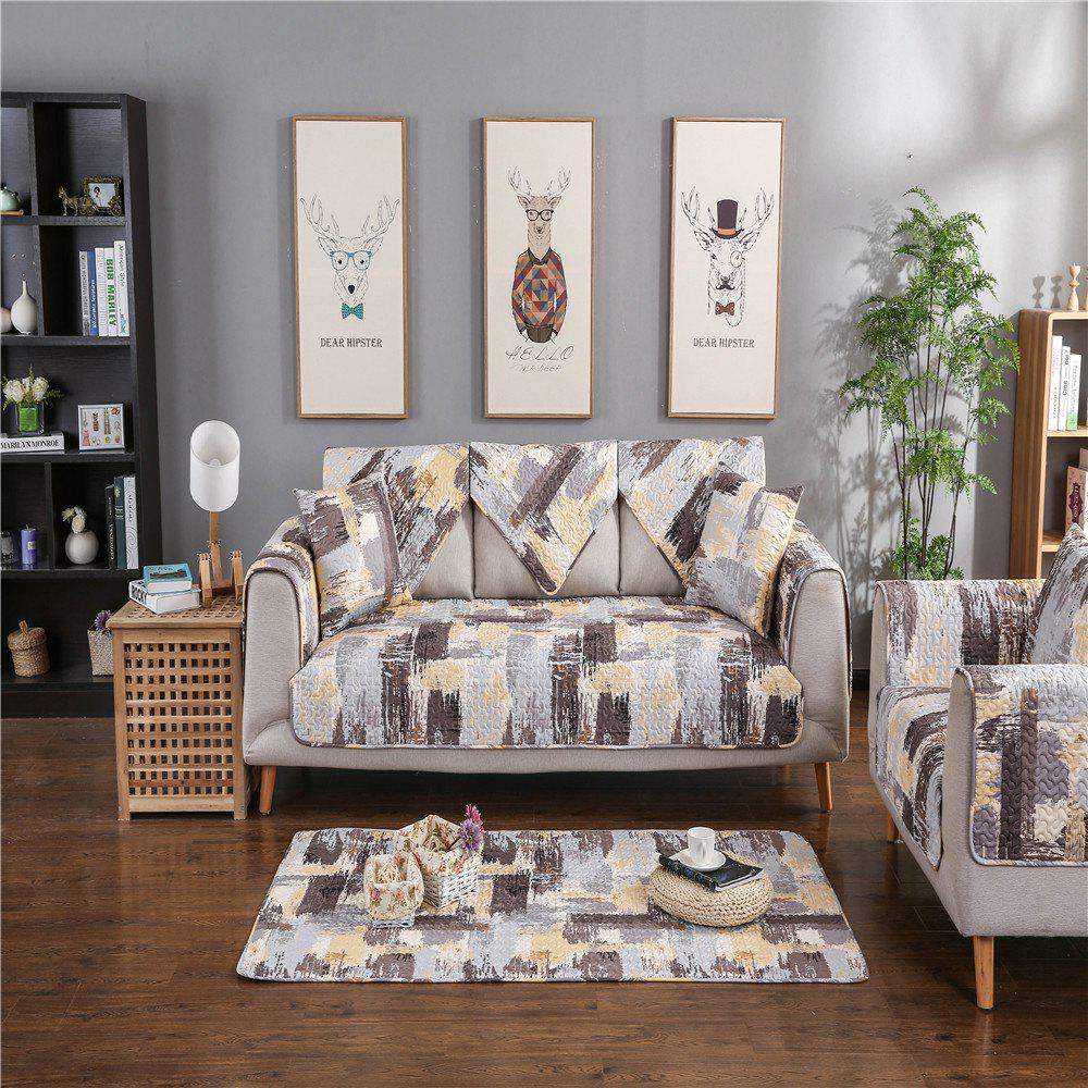 Shops Four Seasons Simple Modern Sofa Cushion Cotton Sofa Back Cushion