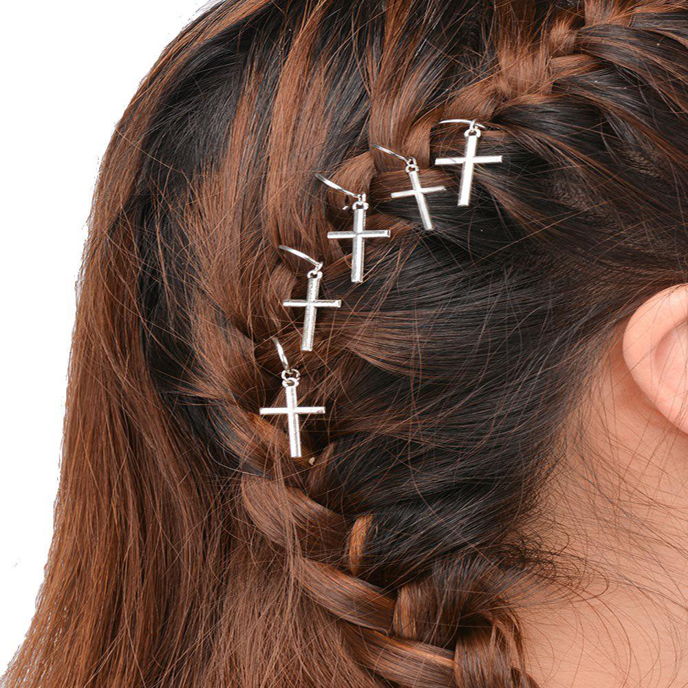 Personalized Casual Hair Accessories Travel five Cross Headdress