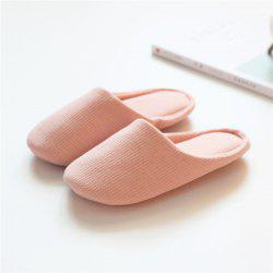 Quiet Floor for Ladies' Slippers -