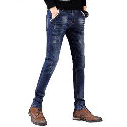 Men'S Pants Casual Pants Sports Pants Straight Pants Working Party Outing Pants -