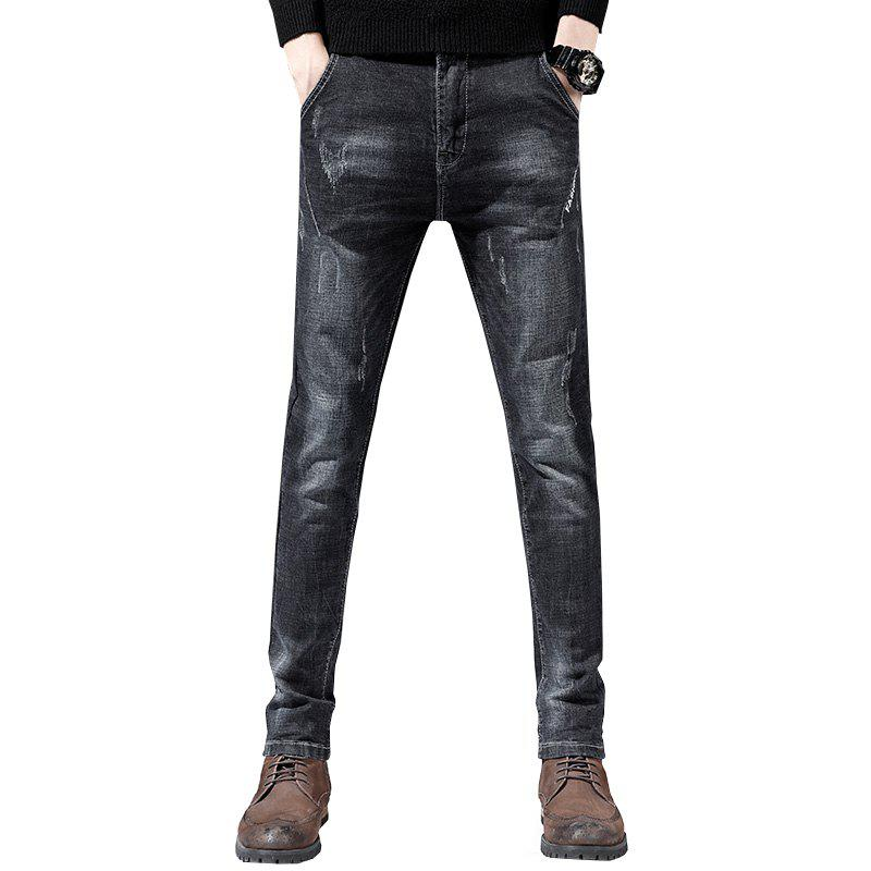 Shops Men'S Fashion Trend Casual Pants Slim Street Party Pants Field Sports Trousers