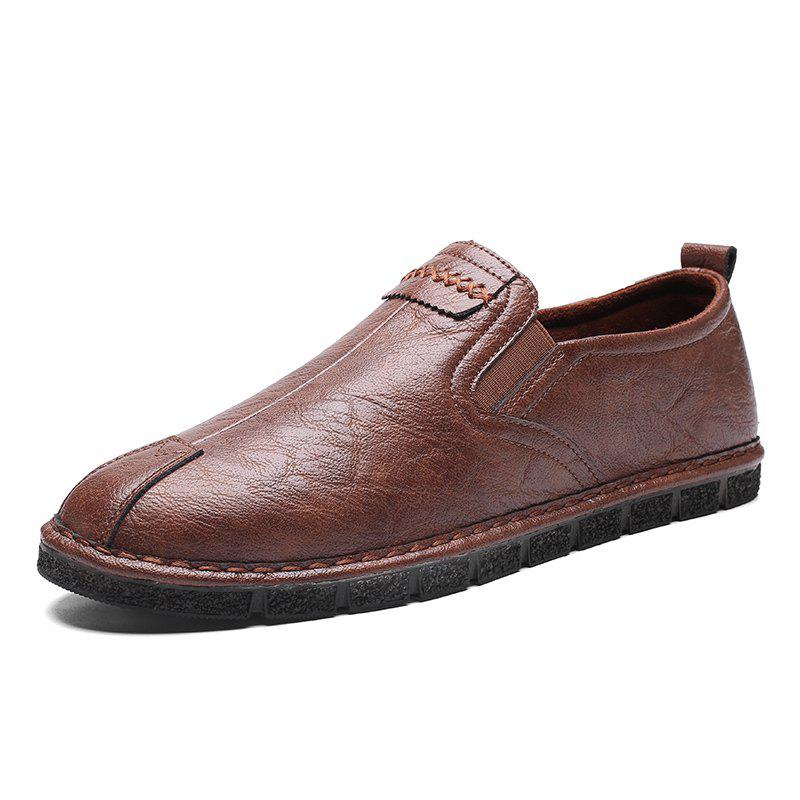 Chic Men'S Handmade Business Shoes
