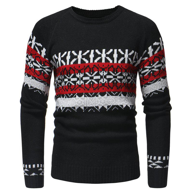 Buy Men's Fashion Hooded Long Sleeved Body Knitted Sweater