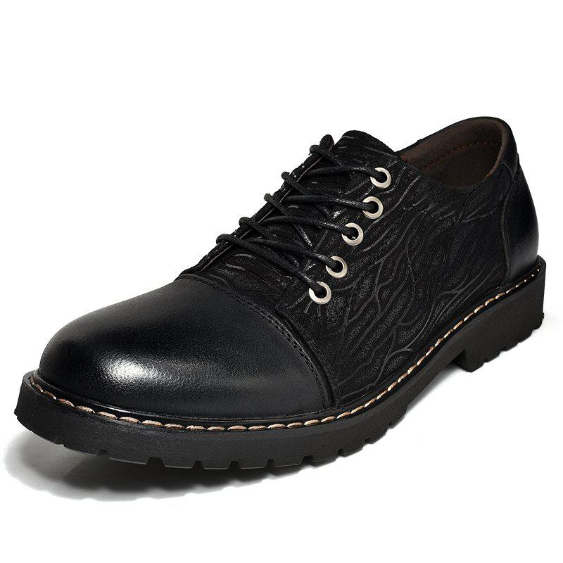Shops Leather Business Formal Men Trend Casual Shoes