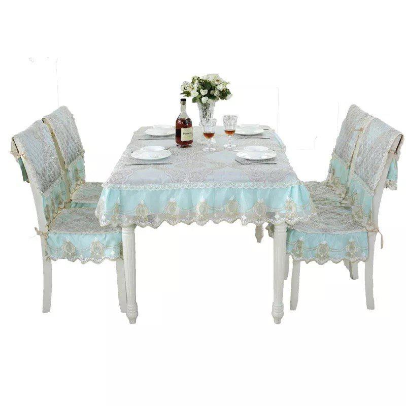 Hot Home Coffee Table Tablecloth European Long Table Dining Table Tablecloth