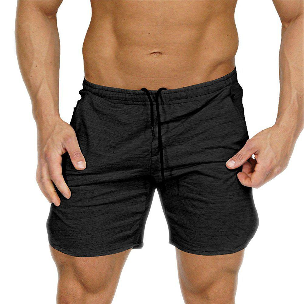 05db98fe34 Outfit Shorts Mens Bermuda 2018 Summer Men Beach Hot Cargo Simple Letter  Solid