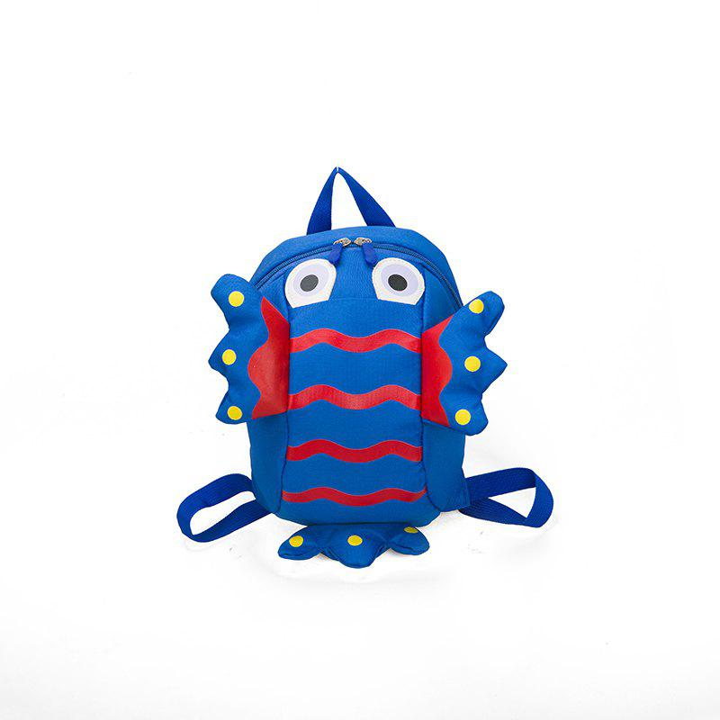 Latest Cartoon Small Fish Children Backpack