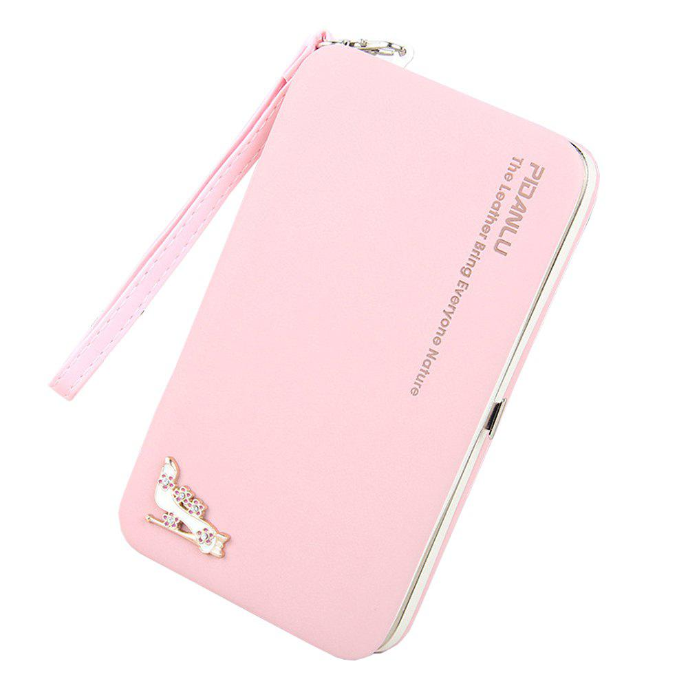 Affordable Multi-Function Mobile Phone Lunch Box Ladies Wallet Long Pencil Purse