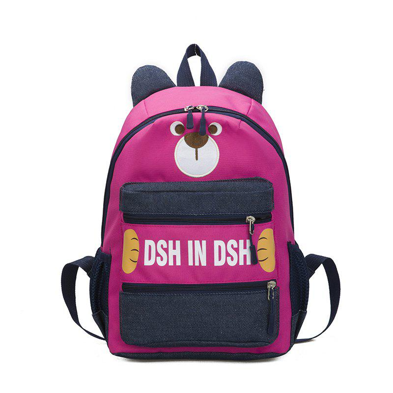 Affordable Cute Cartoon Bear Children Backpack