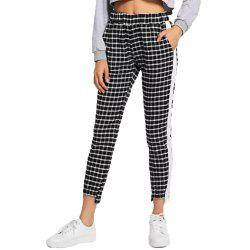 Women's Lattice Casual Trousers -