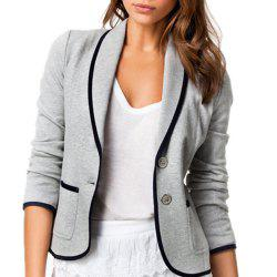 Veste De Costume Slim Fit -