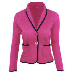 Slim-Fitting Small Suit Jacket -