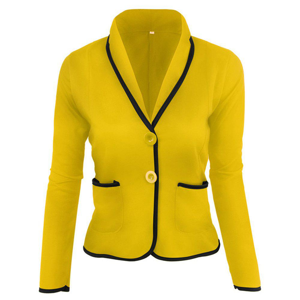 Fashion Slim-Fitting Small Suit Jacket