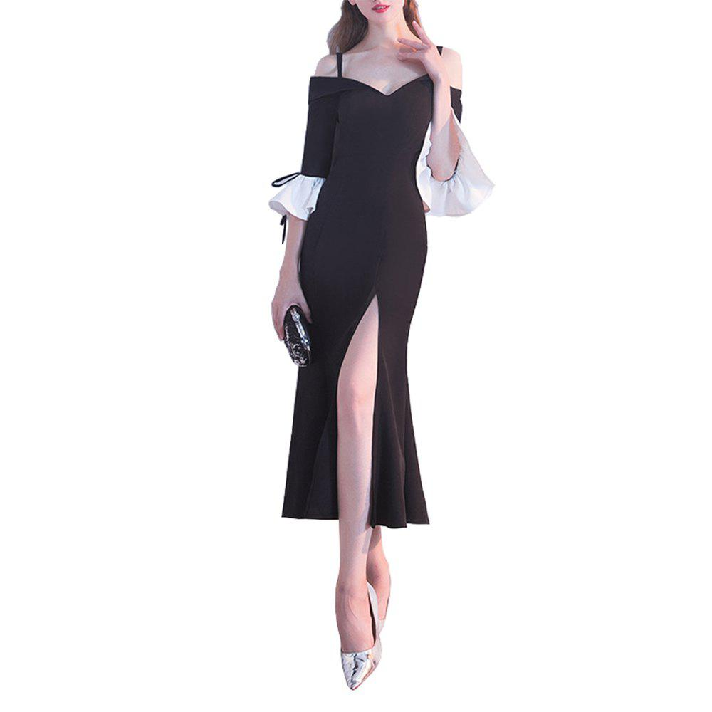 Outfit Sexy Slim-Fitting Party Evening Dress