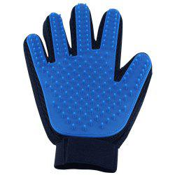 Pet Hair Remover Grooming Glove Deshedding Brush Right Hand -