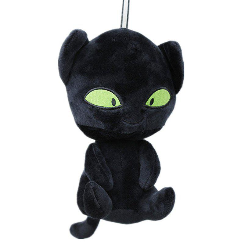 Chic Miraculous Ladybug Super Plush Toy Cat