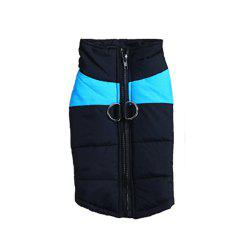 Fashion Pet Winter Dog Clothes Warm and Waterproof -