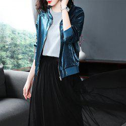 Fashion Baseball Short Jacket -