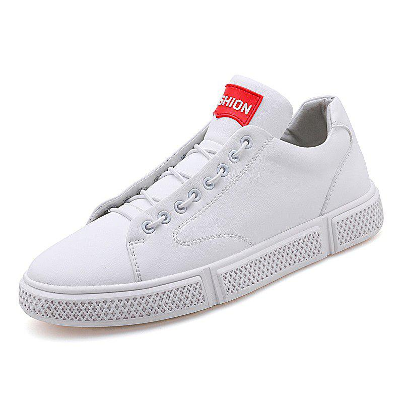 Store Men Leather Wear Trend Classic Breathable Wild Skate Casual Shoes